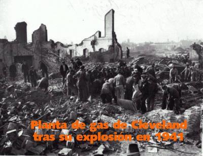 Reportaje en La Razón, con respuesta de la Xunta de que ¡¡¡¡NO HAY ACCIDENTES EN PLANTA DE GAS!!!
